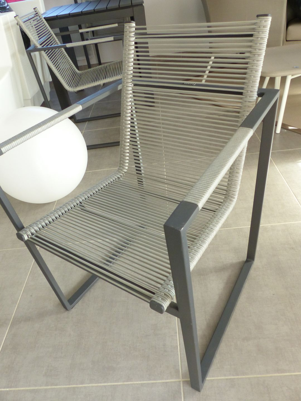 chaise andria borek ledoux jardin. Black Bedroom Furniture Sets. Home Design Ideas