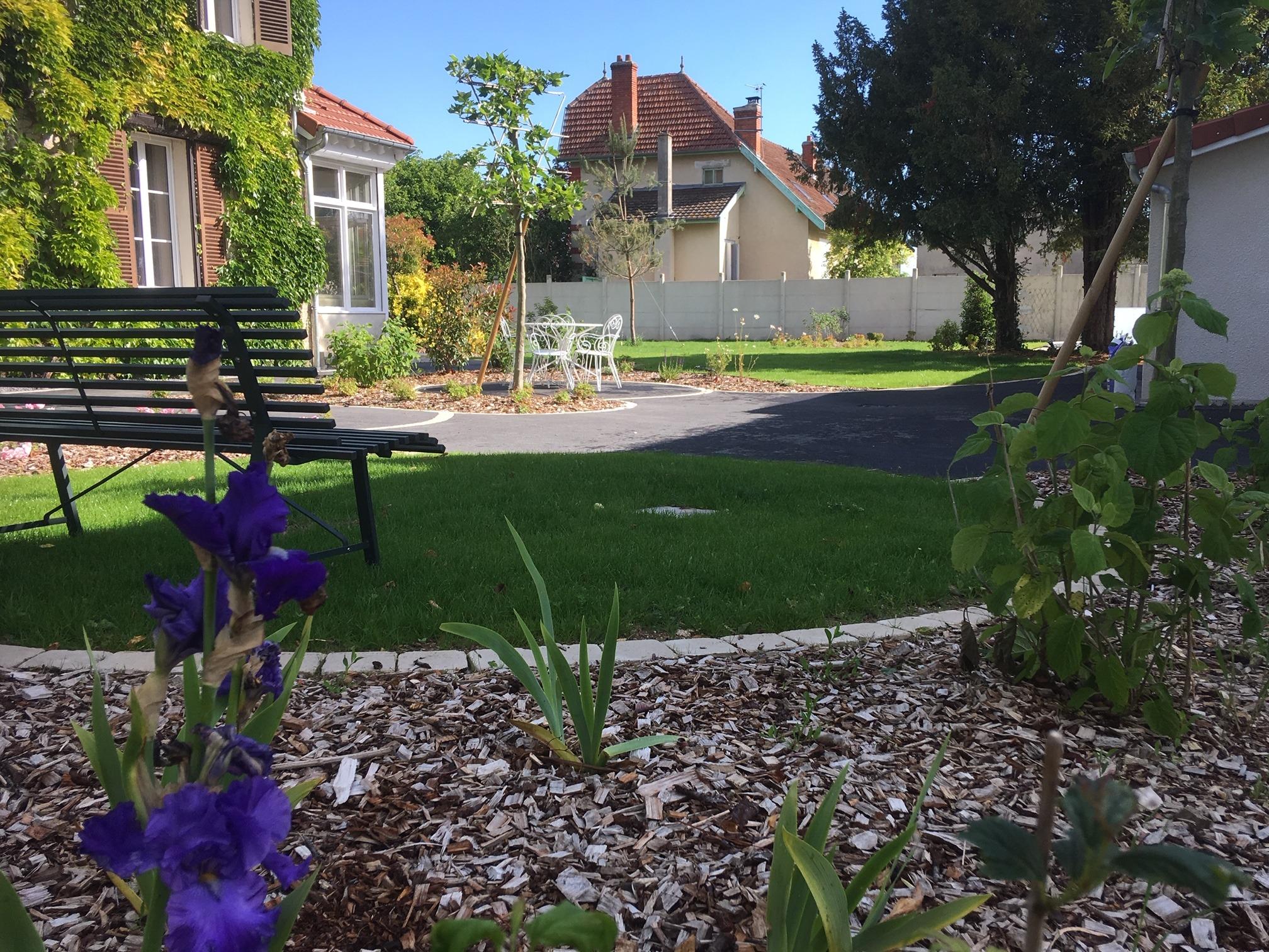Ledoux jardin - aménagement paysager